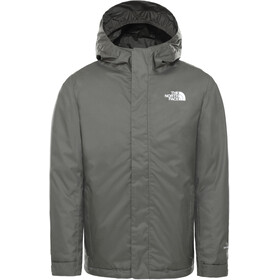 The North Face Snowquest Jas Jongens, new taupe green/TNF white